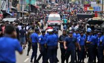灭绝人性!包括2名中国人在内的215人死亡,斯里兰卡复活节突发8起连环爆炸案!
