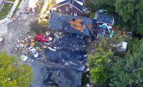 惨烈!安省女子醉驾撞民宅至天然气大爆炸,10栋房屋被毁,百人流离失所!