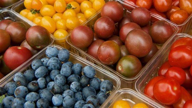 加元降1美分 蔬菜水果就涨价1%
