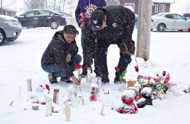 加拿大校园枪击案死者身份曝光 疑犯17岁