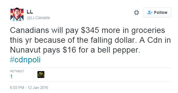 加拿大民众花式吐槽货币贬值,你来感受下
