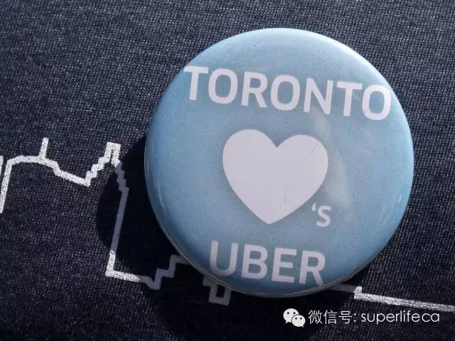 快讯!Uber这下硬了~拿到了多伦多出租车经营执照
