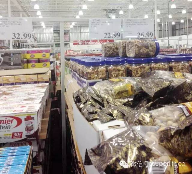 Costco中国店震撼开业!和北美店货品价格等大比拼