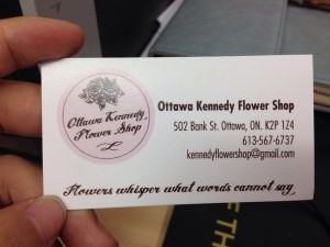 Ottawa Kennedy Flower Shop