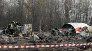 波兰重新调查前总统专机俄罗斯坠毁原因