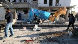 奥巴马与普京电话商讨叙利亚危机