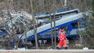 """调查定性慕尼黑列车对撞为""""人祸"""""""