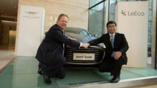 阿斯顿马丁和乐视宣布结盟生产电动汽车