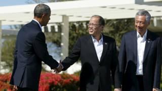 菲律宾总统阿基诺:没有计划武装对抗中国