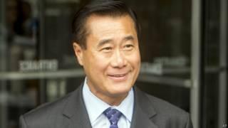 华裔前加州参议员因走私枪支判刑五年