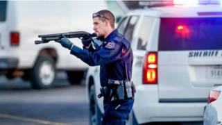 美国堪萨斯枪击案:警方证实四人死亡