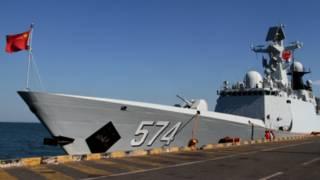 """中国或援柬埔寨战舰 打造东盟""""准盟友"""""""