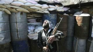 叙利亚冲突:临时停火协议生效