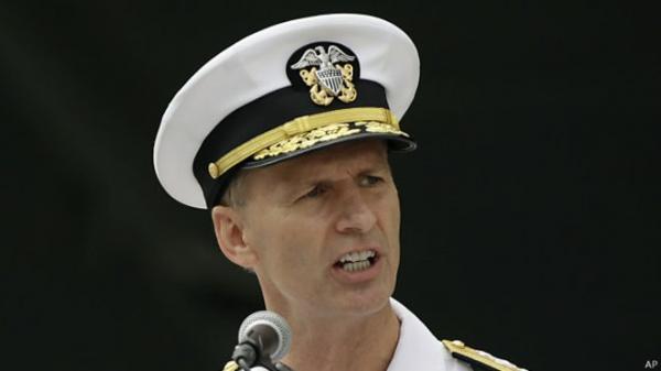 美司令声称:美军将继续巡南海 岛礁挡不了美国飞机