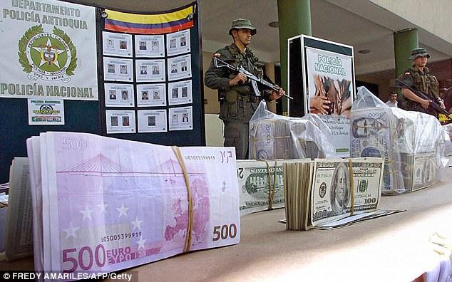 欧洲央行拟废除500欧元纸币:犯罪分子和恐怖分子爱用