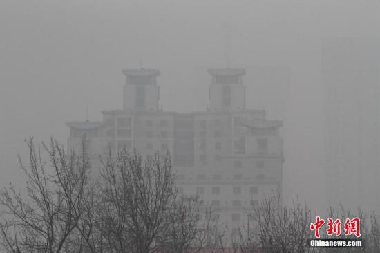 陈吉宁谈去年底连续重污染天气:应对能力还不足