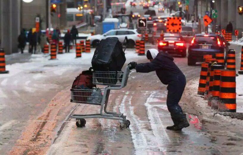 渥太华冻雨