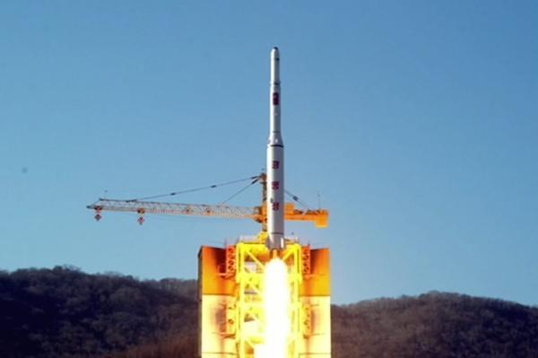 韩国估算朝鲜卫星:只有200千克 或是洲际导弹