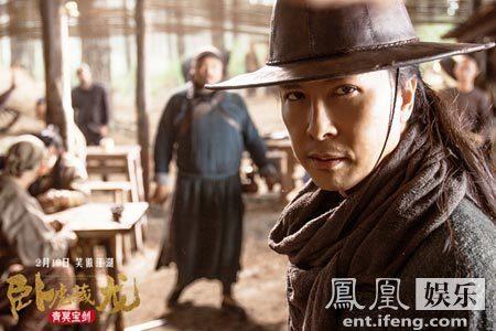 《卧虎藏龙2》票房过亿 中国武侠再燃观众热情
