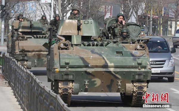 韩美或举行史上最大规模军演 应对朝鲜发射卫星