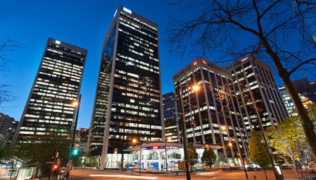 中资购买加拿大商用地产成长幅度惊人