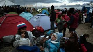 欧盟领导人:非法经济移民不要到欧洲来