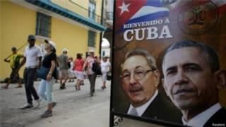 奥巴马将对古巴展开历史性访问