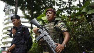 比利时袭击后 马来西亚抓获13名IS相关人员