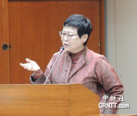 台北故宫博物院院长:台故宫文物不会归还大陆