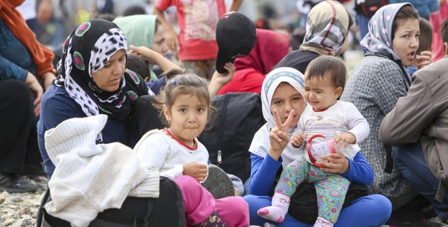 新预算:资助一万名叙利亚难民将抵达加拿大