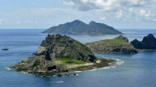 """日本新教材审定:称钓鱼岛""""固有领土"""""""
