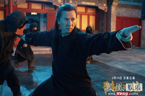 《卧虎藏龙2》热度不减 甄子丹占据银屏称霸武林