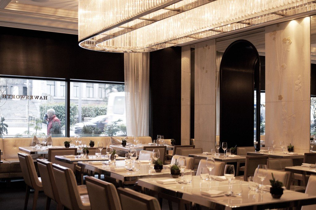 Canada's Best 100 Restaurants: Hawksworth by Lynol Lui