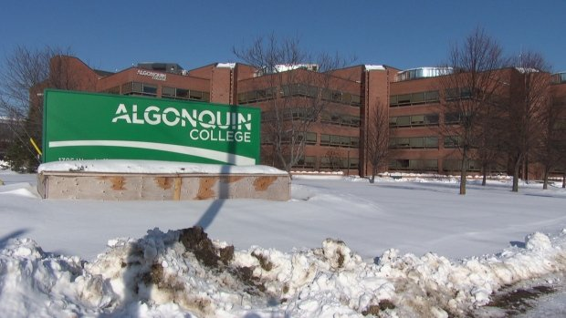 algonquin-college-ottawa-logo-building-campus-winter