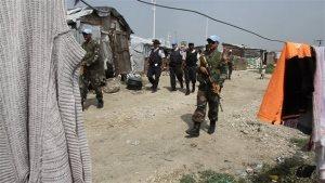 加维和警察涉嫌与海地妇女不当性关系