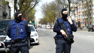 """布鲁塞尔恐袭:又有两人被控""""恐怖谋杀"""""""