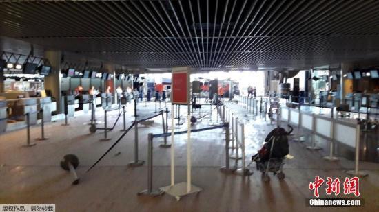 布鲁塞尔机场警察:有至少50名IS支持者在机场工作
