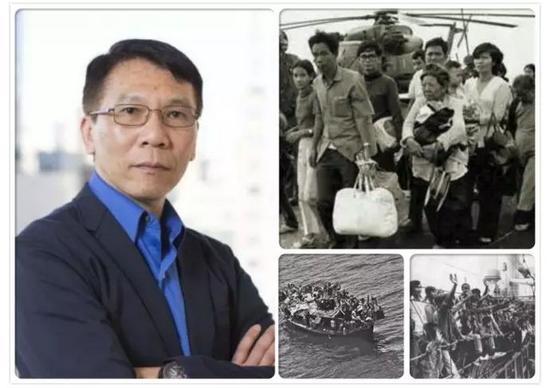 从难民到Uber首席技术官:一个亚裔幸存者的故事
