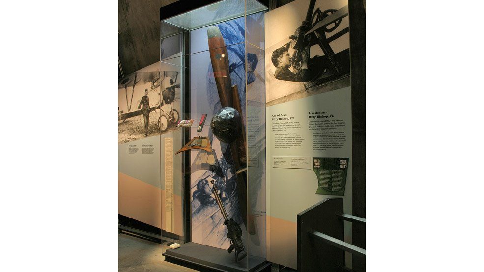 Lieutenant-Colonel-WA-Billy-Bishop-artifacts-credit-Canadian-War-Museum
