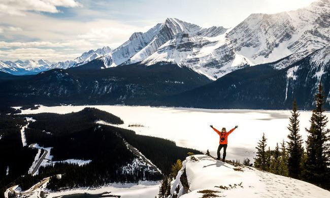 这个男人用惊艳的照片告诉你为什么深爱加拿大?