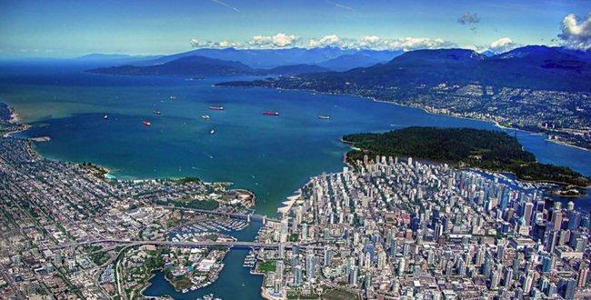 最佳海滨城市排名 温哥华全球第三