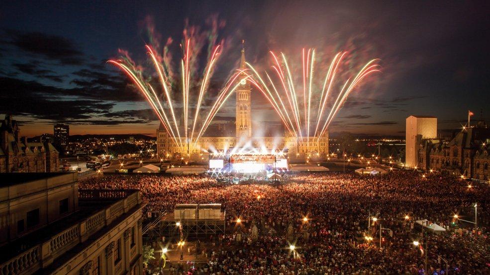 Canada-Day-Fireworks-Parliament