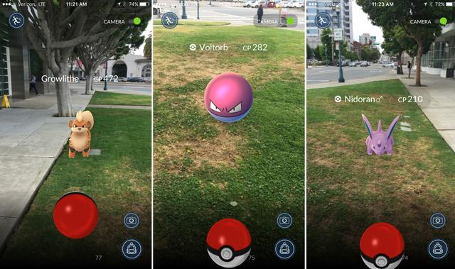 Pokemon GO加拿大正式上线