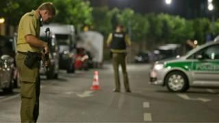 德国安斯巴赫叙利亚青年引爆炸弹死亡