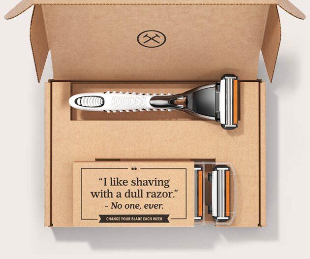 联合利华收了家给你上门送刀片的O2O公司 传开价10亿美元
