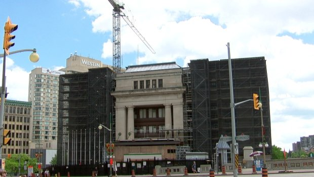 government-conference-centre-construction
