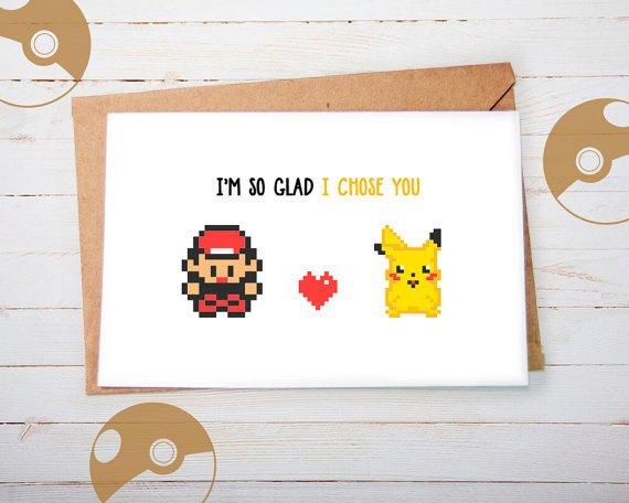 这张甜蜜卡片