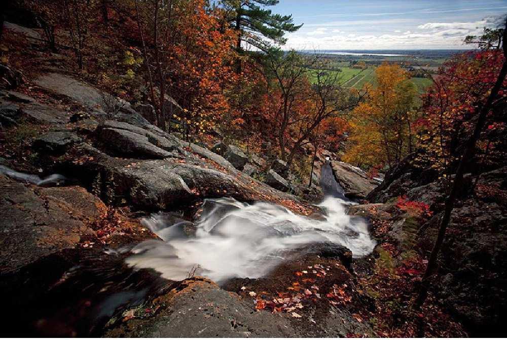 Luskville falls ottawa