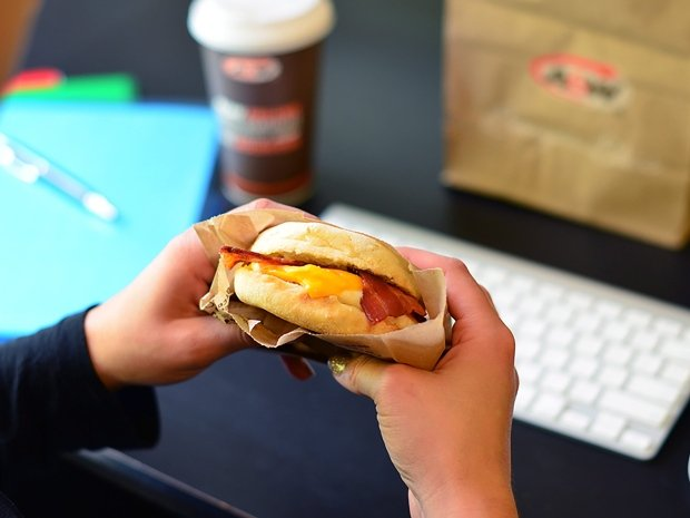 Breakfast for dinner will soon be a thing at all McDonald's and A&W locations across Canada, as the two chains are expanding successful test projects. (A&W Food Services of Canada Inc./The Canadian Press)