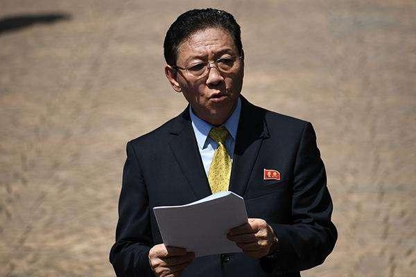 朝鲜驻马使馆:要死者亲属比对DNA是对朝鲜主权的侮辱